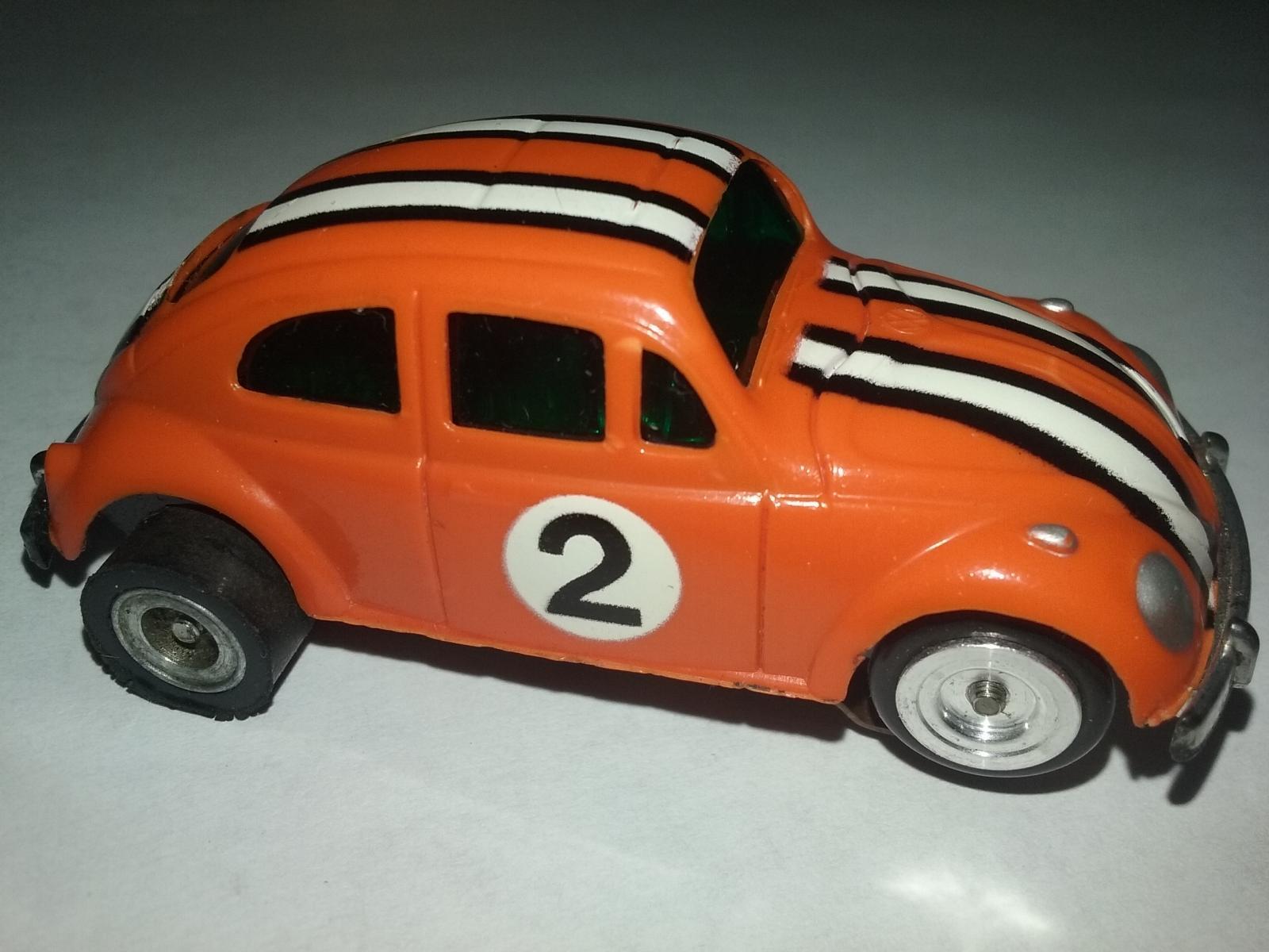 AURORA Model Motoring VW Sedan Slot Car
