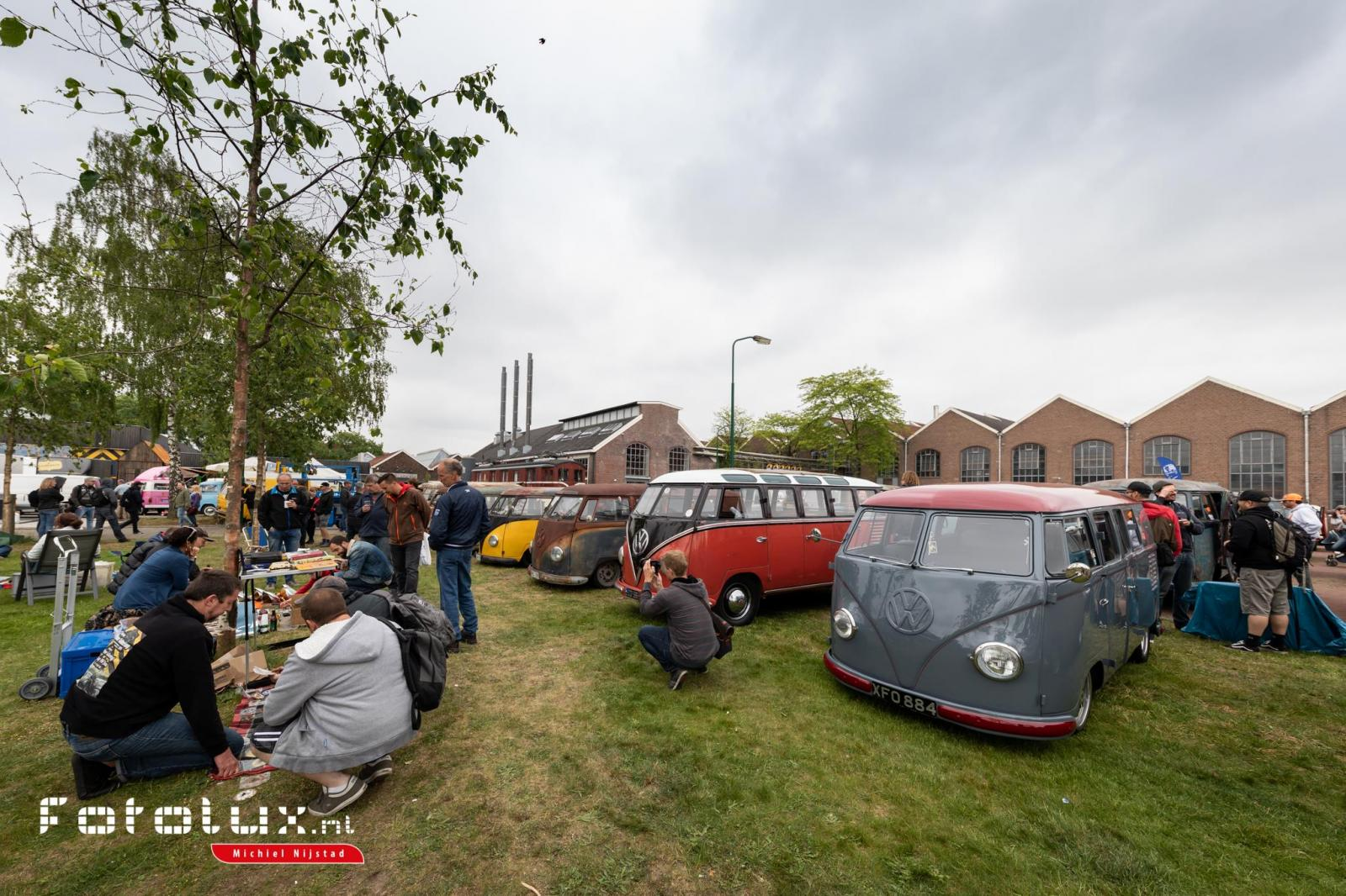 2nd European Barndoor Gathering & Vintage VW Show | 19-20 May 2018