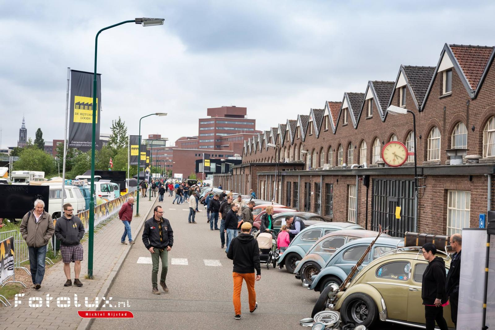2nd European Barndoor Gathering & Vintage VW Show | 19-20 May 2018
