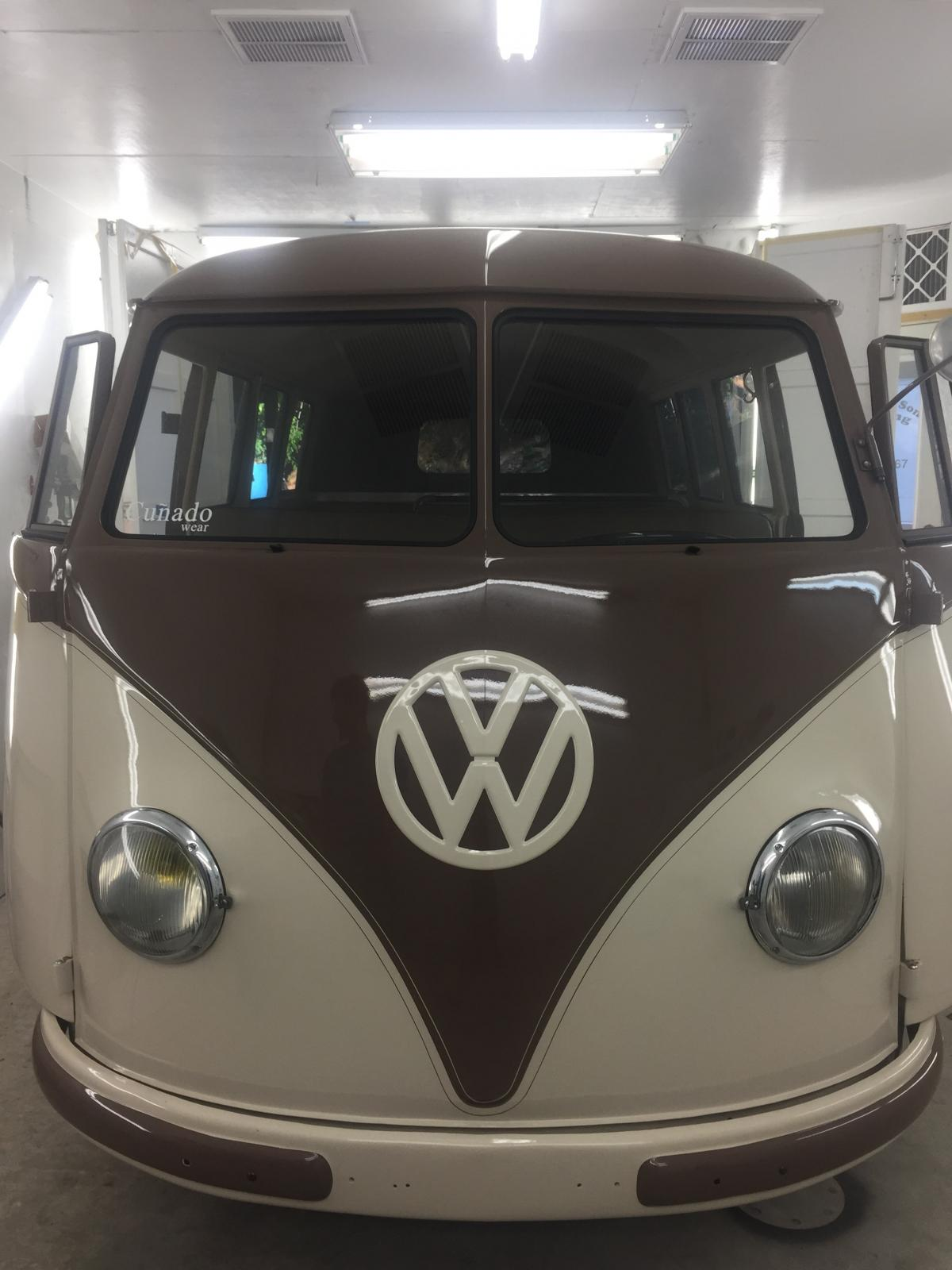 My new bus