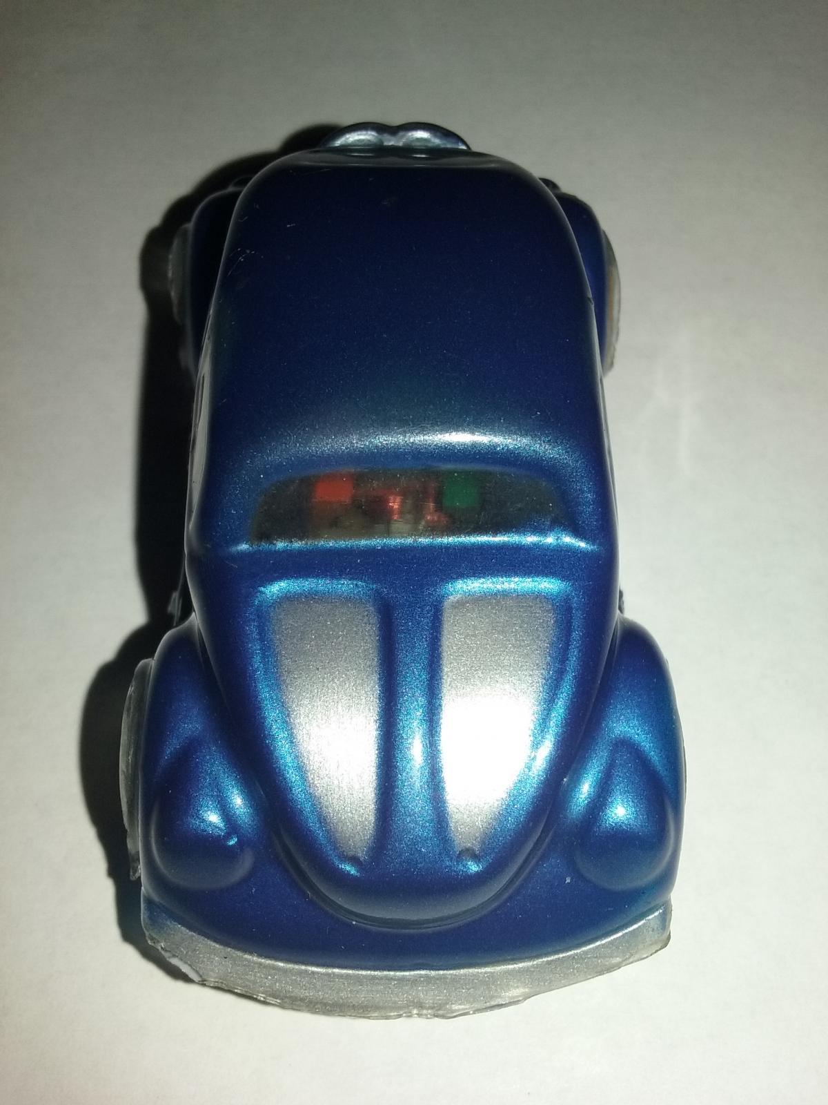 Riggen VW BUG Kit HO Scale Slot Car