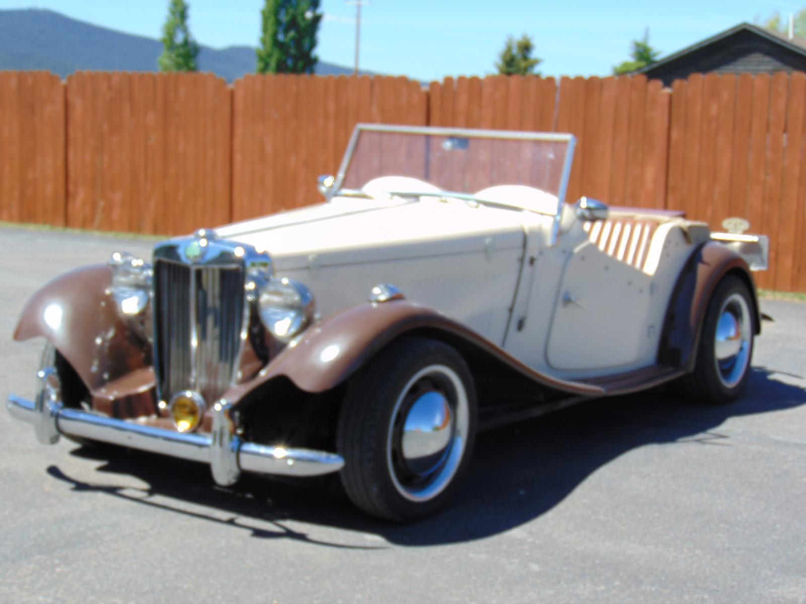 Thesamba Com Gallery Fiberfab Mg Td Kit Car Old School Roadster