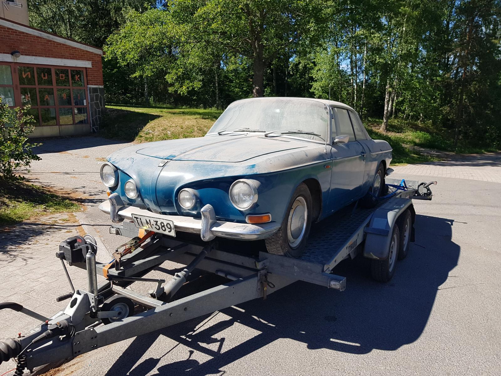 January '62  type 34 ghia Finland