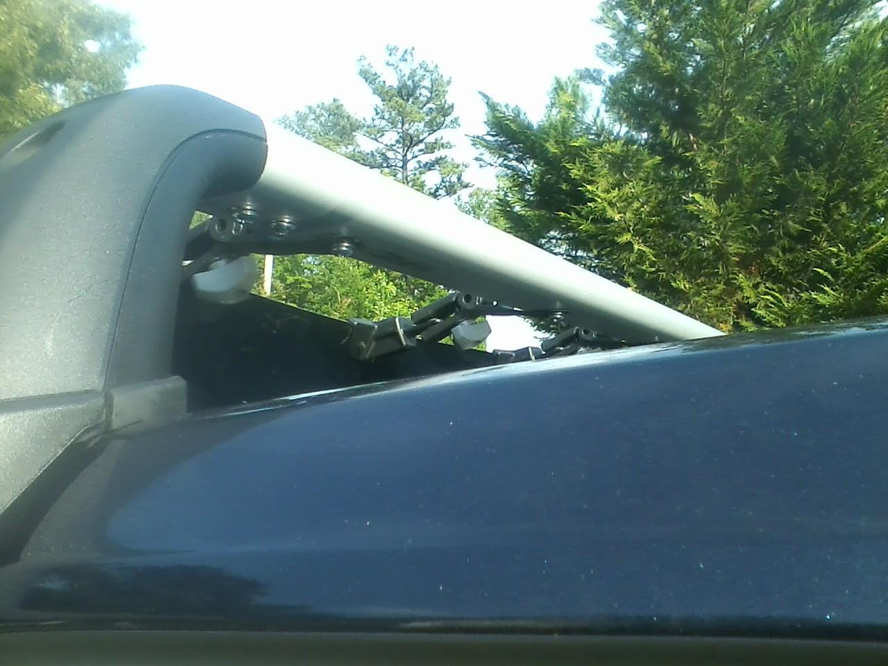 Fairing for MK7 OEM Roof Rack? - GOLFMK7 - VW GTI MKVII