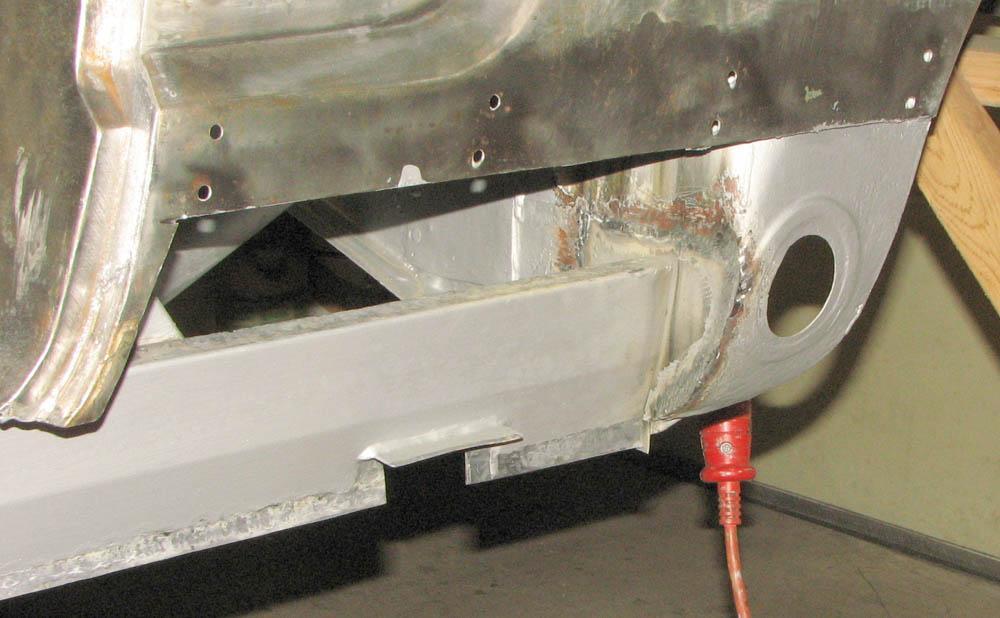 Lowlight Heater Channel Graft - 18