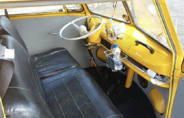 1974 Brazilian Kombi