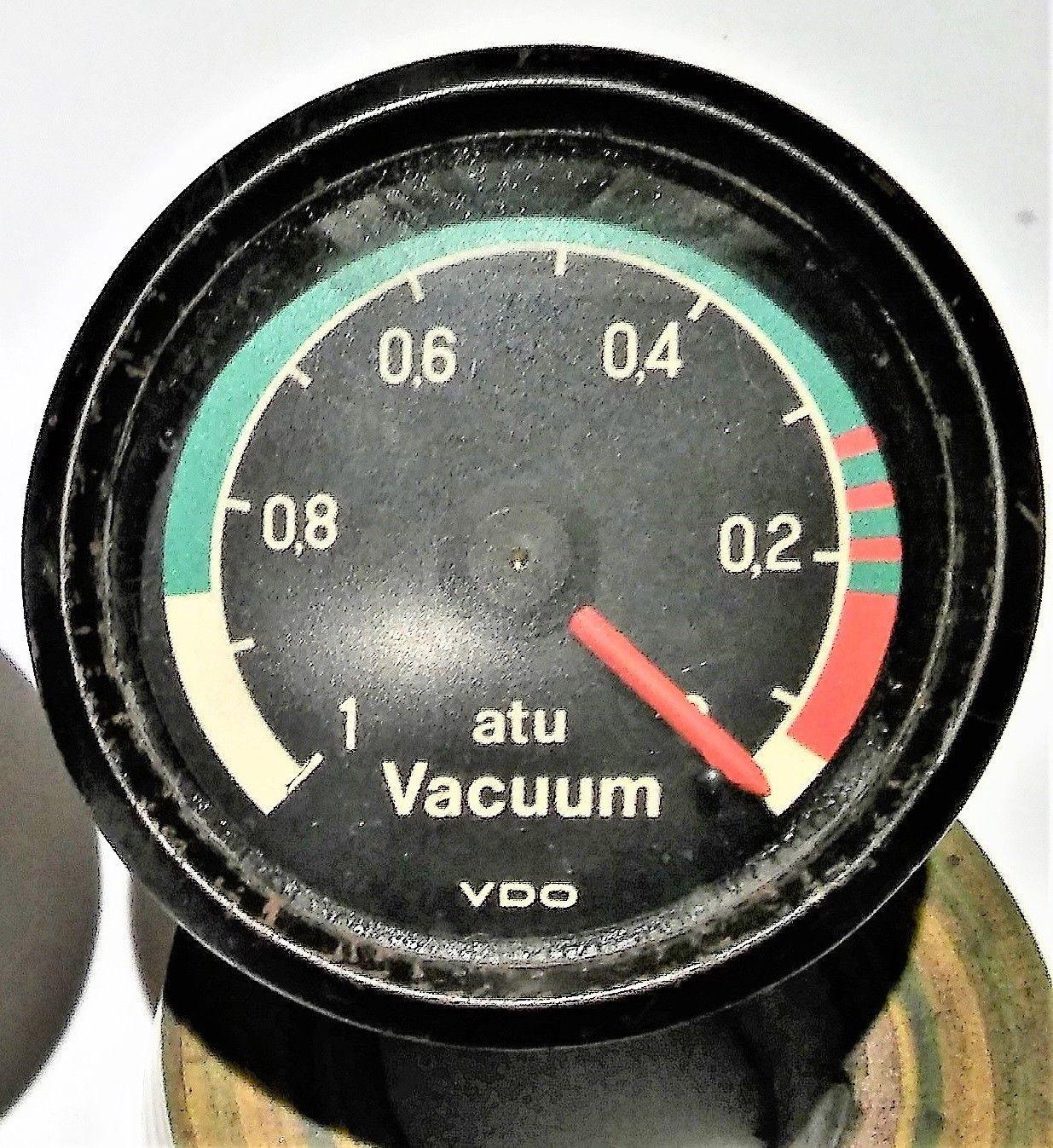 VDO 190 105 Ammeter Gauge
