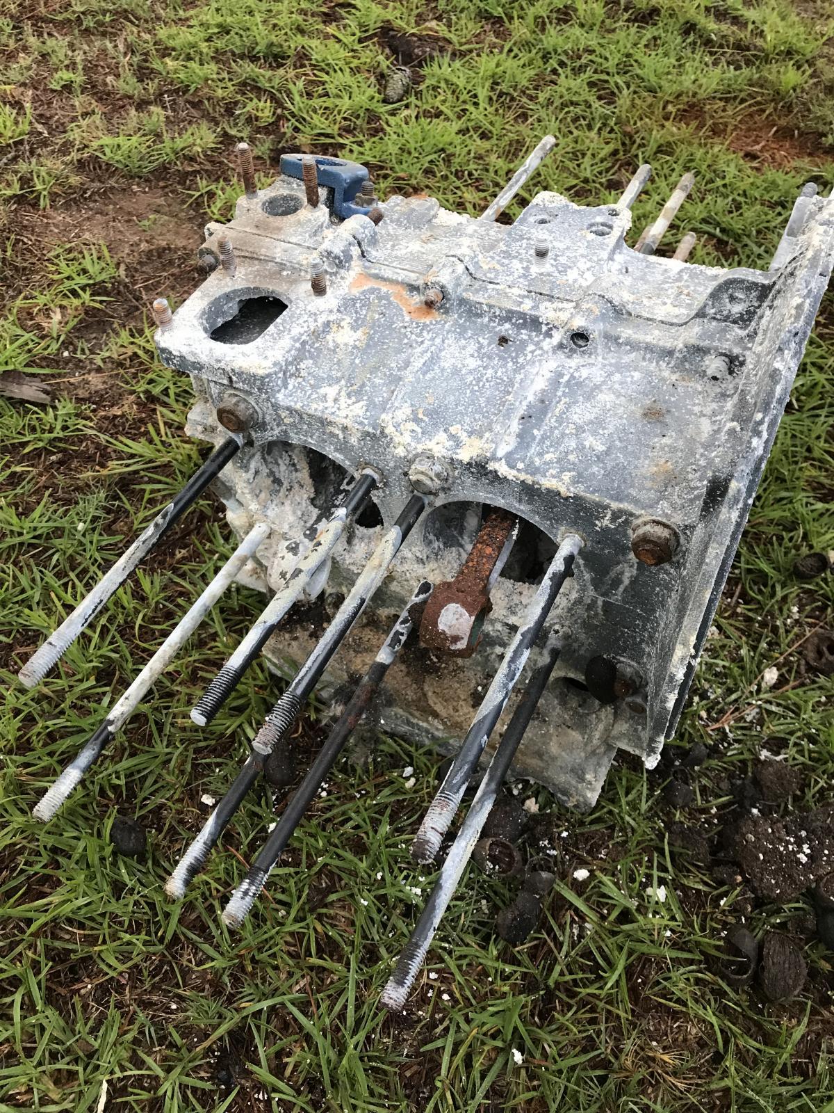 Engine worth saving?