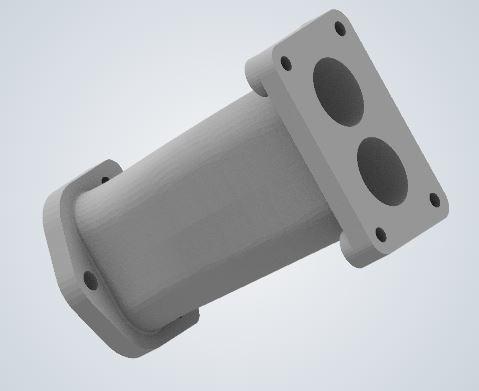 Okrasa/Zenith Manifolds Designed with Solidworks