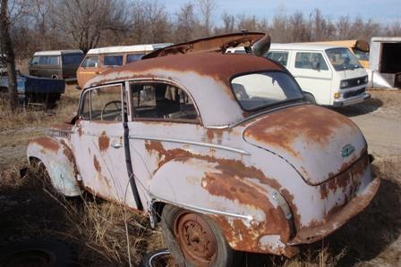 1951 Opel Olympia...