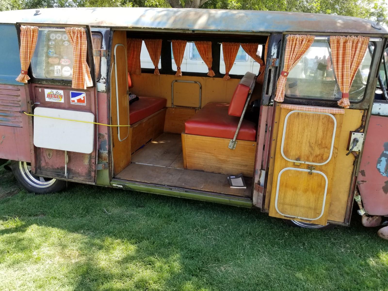 Barndoor Camper