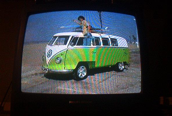 fourtitudecom pimp  vw bus