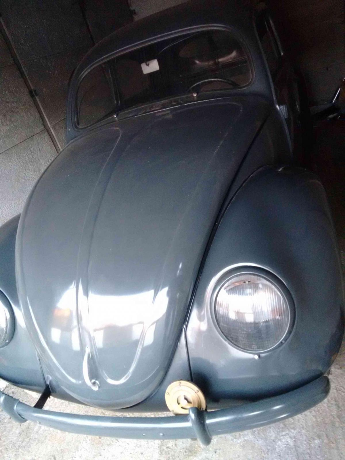 1949 VW Beetle Standard - October
