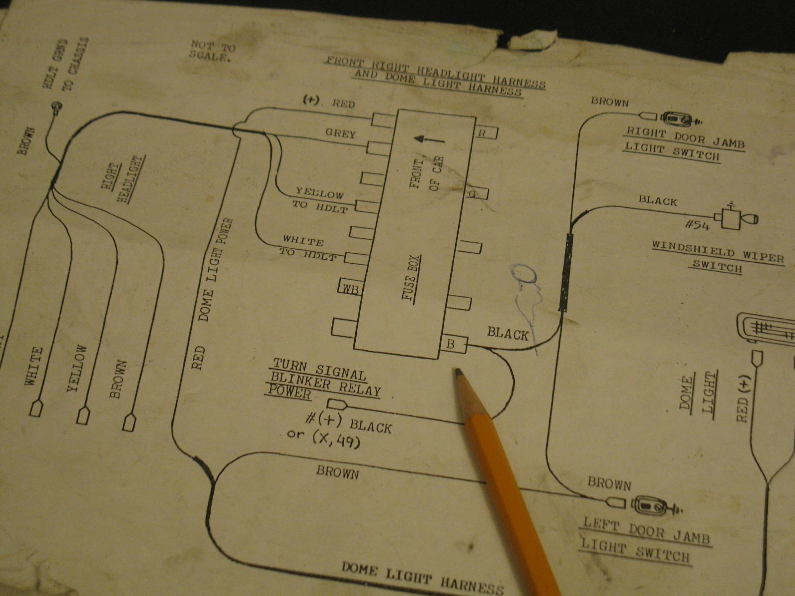 Gallery 1989 Wiring Works Instructions W Mistake P6 Light Switch Mistakes