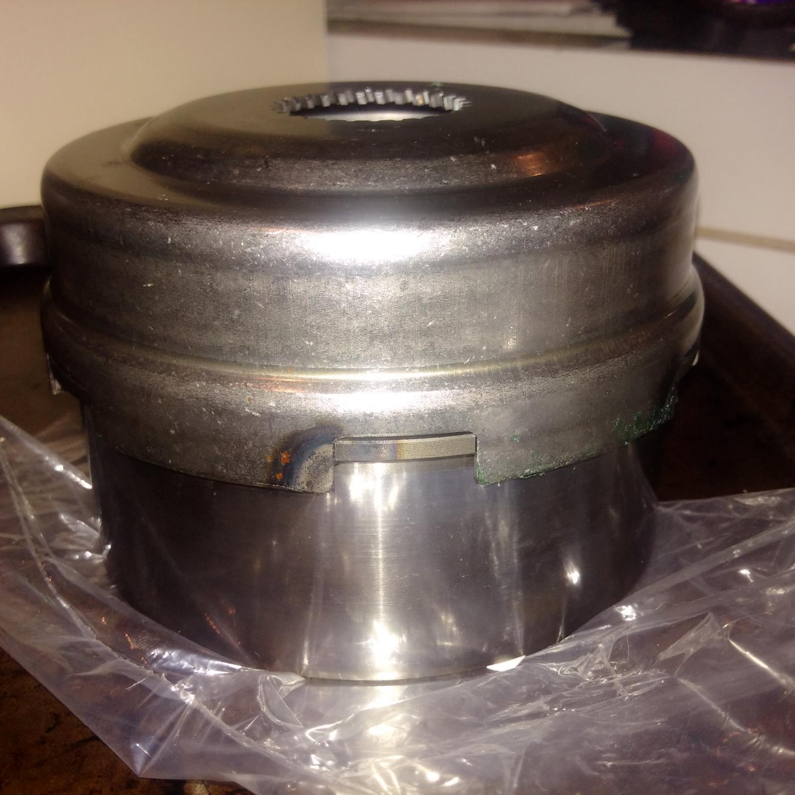 Vanagon Automatic Transmission Audi 5000T Direct Drum