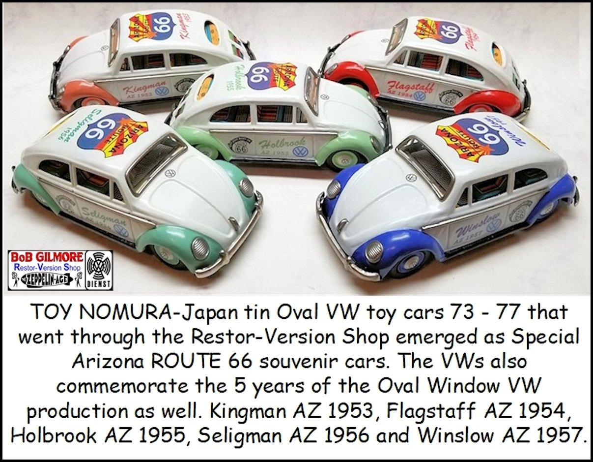 EIGHTY TWO - TOY NOMURA T.N TN OVAL VW