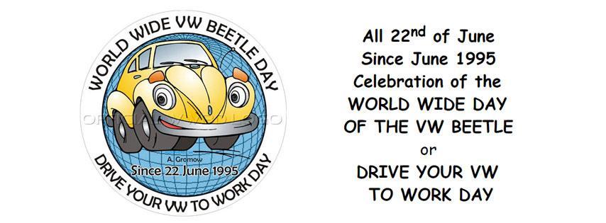 VW World Beetle Day Celebration