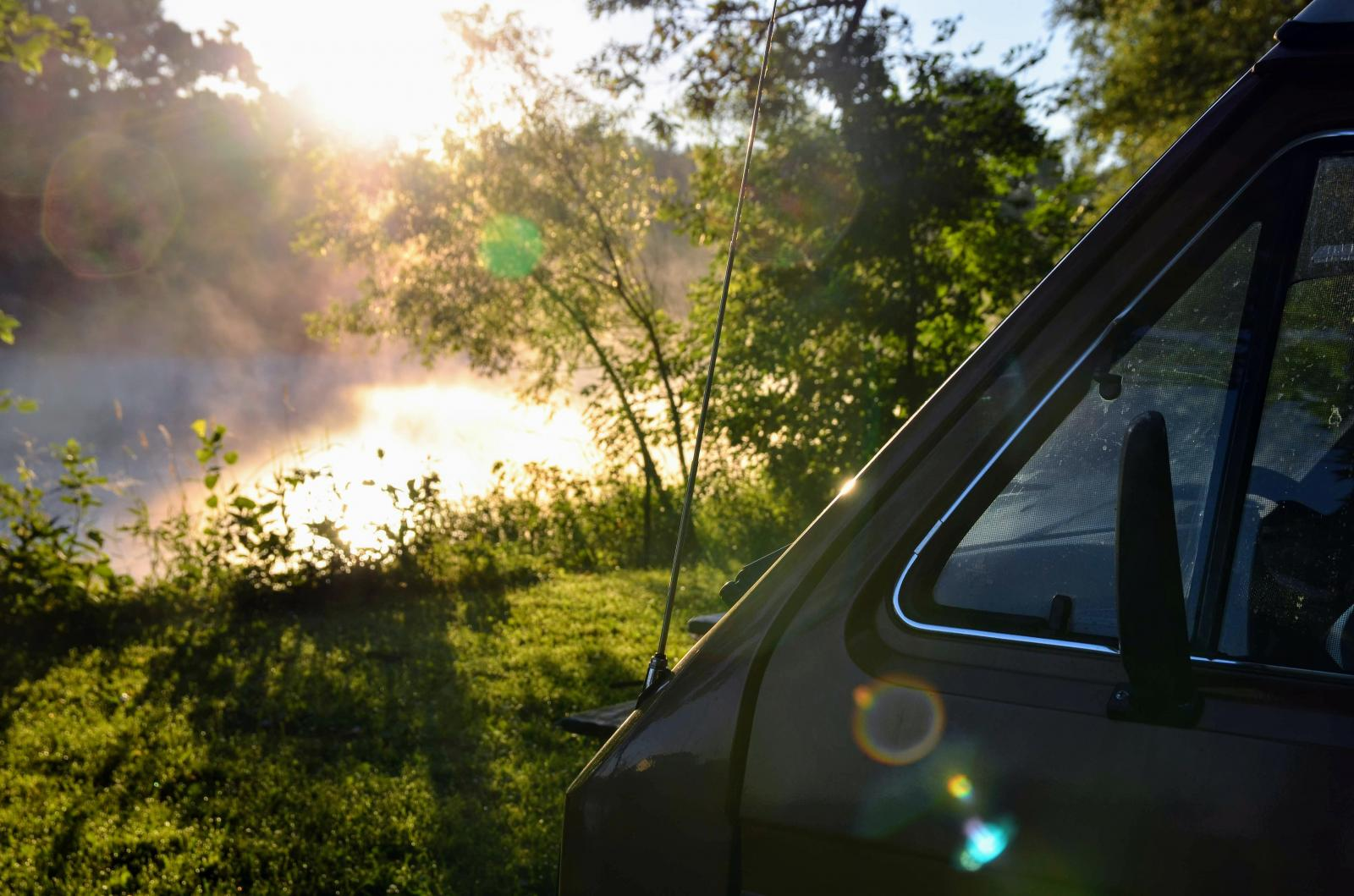Astico County Park Wisconsin