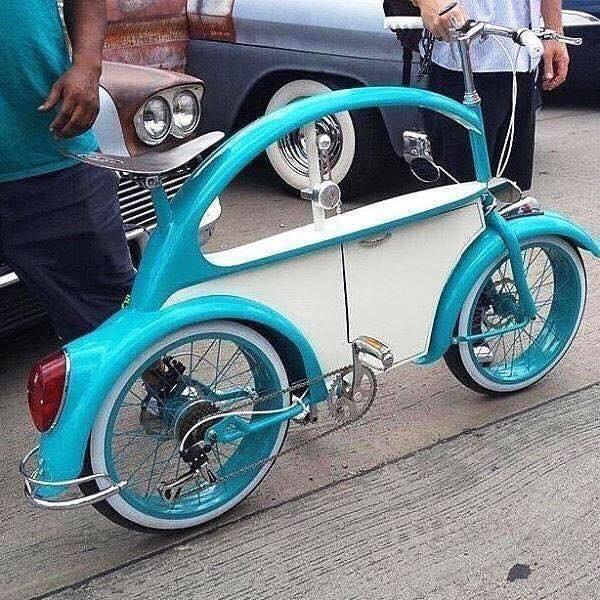 VW bicycle