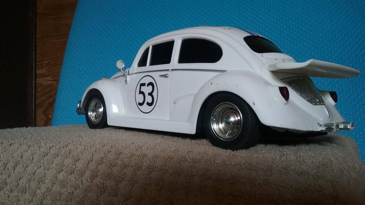 Planet Toys Herbie Fully Loaded #53