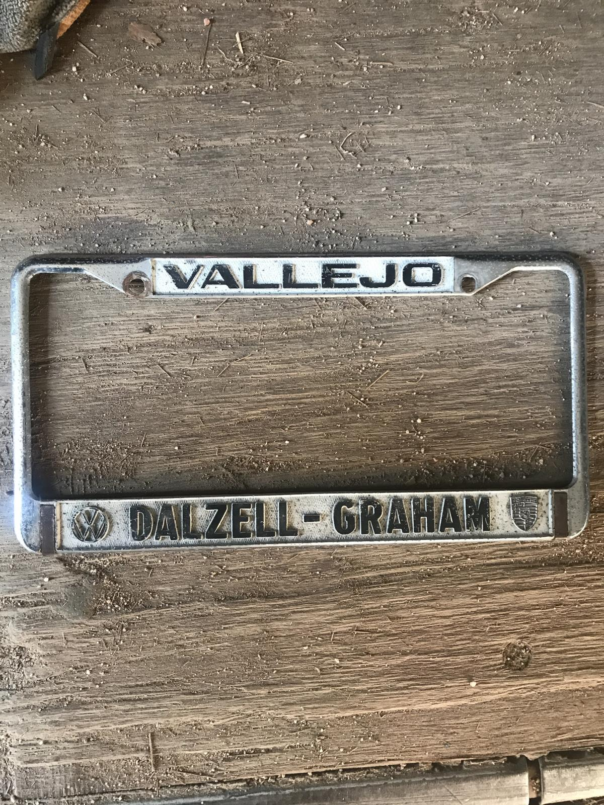 Vallejo dealership frame