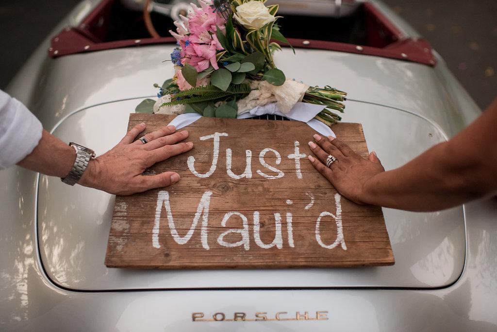 Gettin' Maui'd
