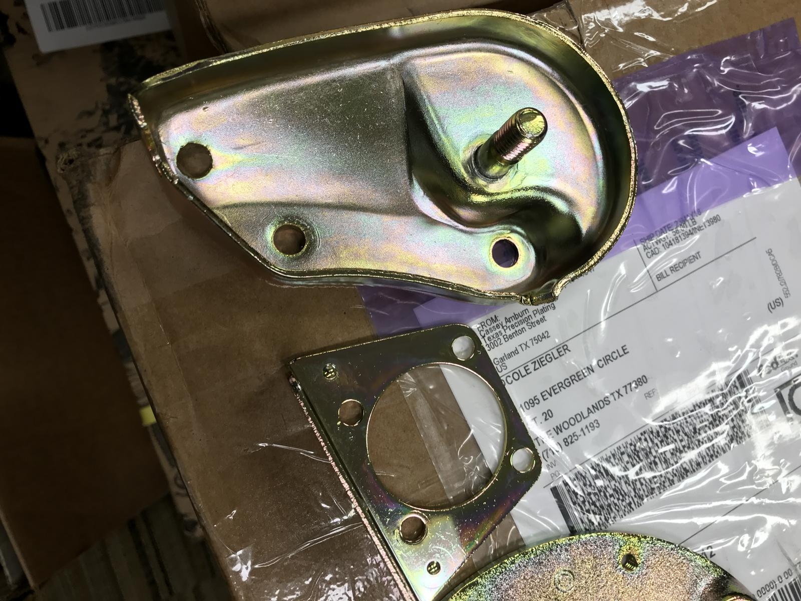 plated parts 914