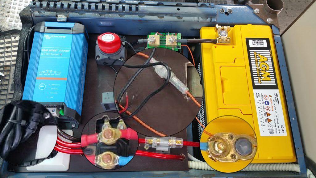 Vanagon electrical