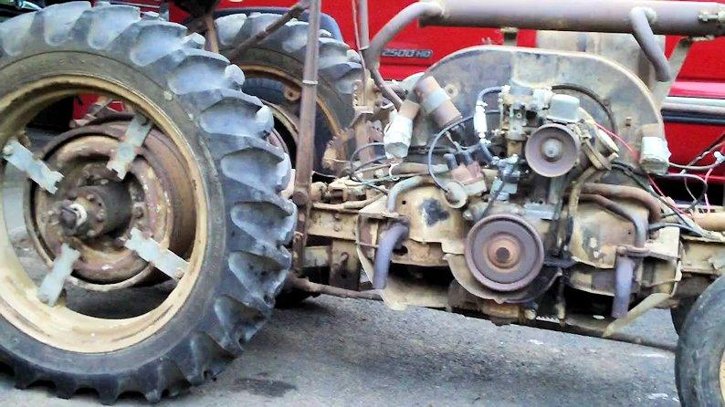 VW Tractor