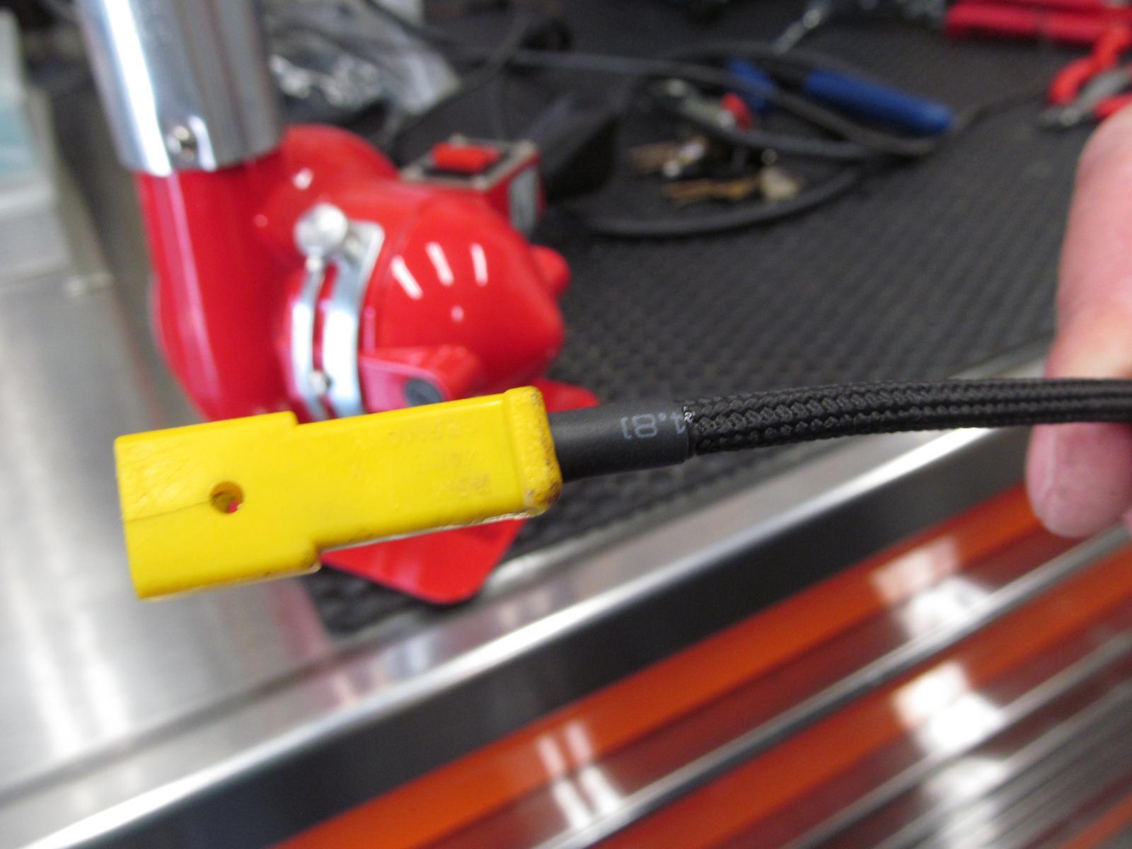 Fuel Pump Harness.