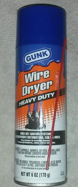 Wire Dryer