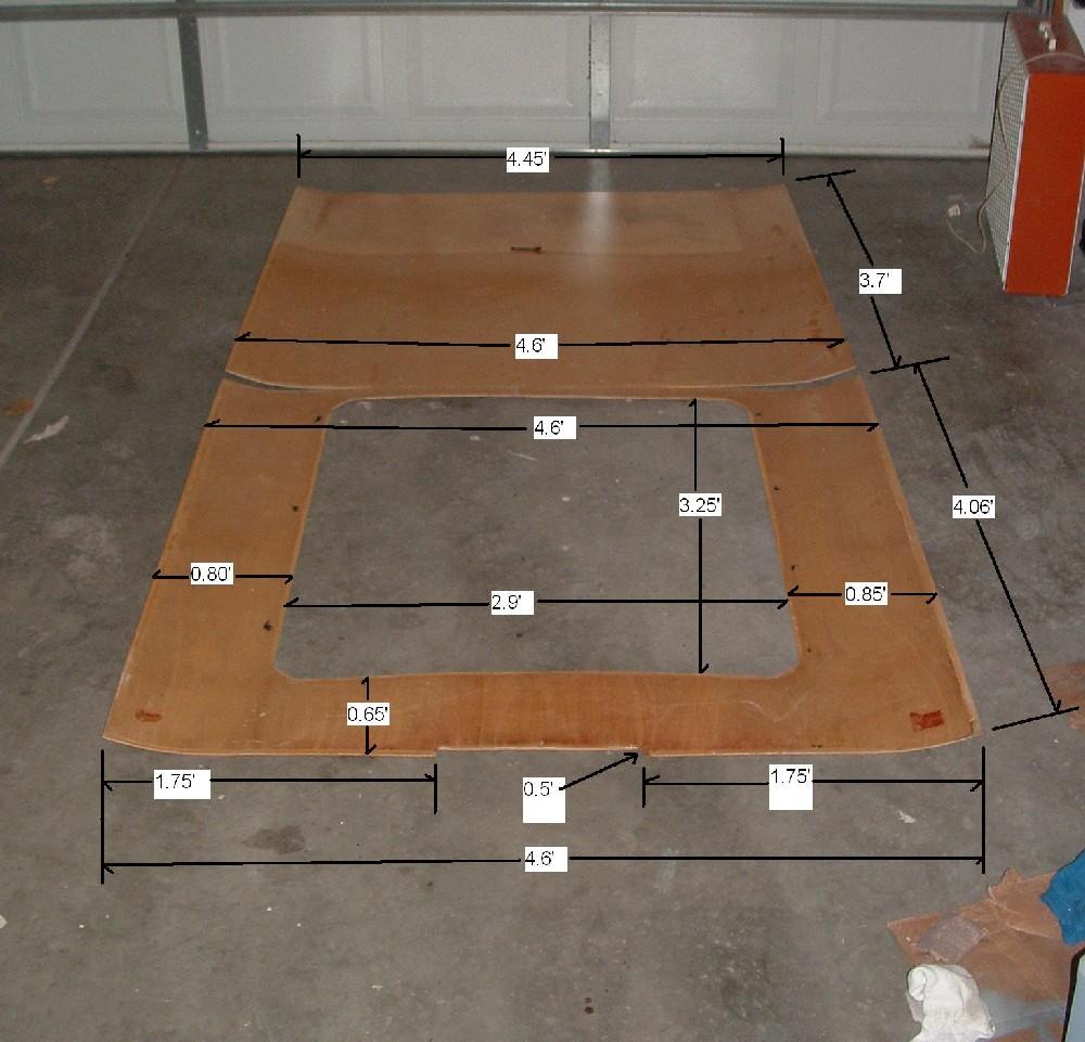 Thesamba Com Split Bus View Topic Installing A Wood