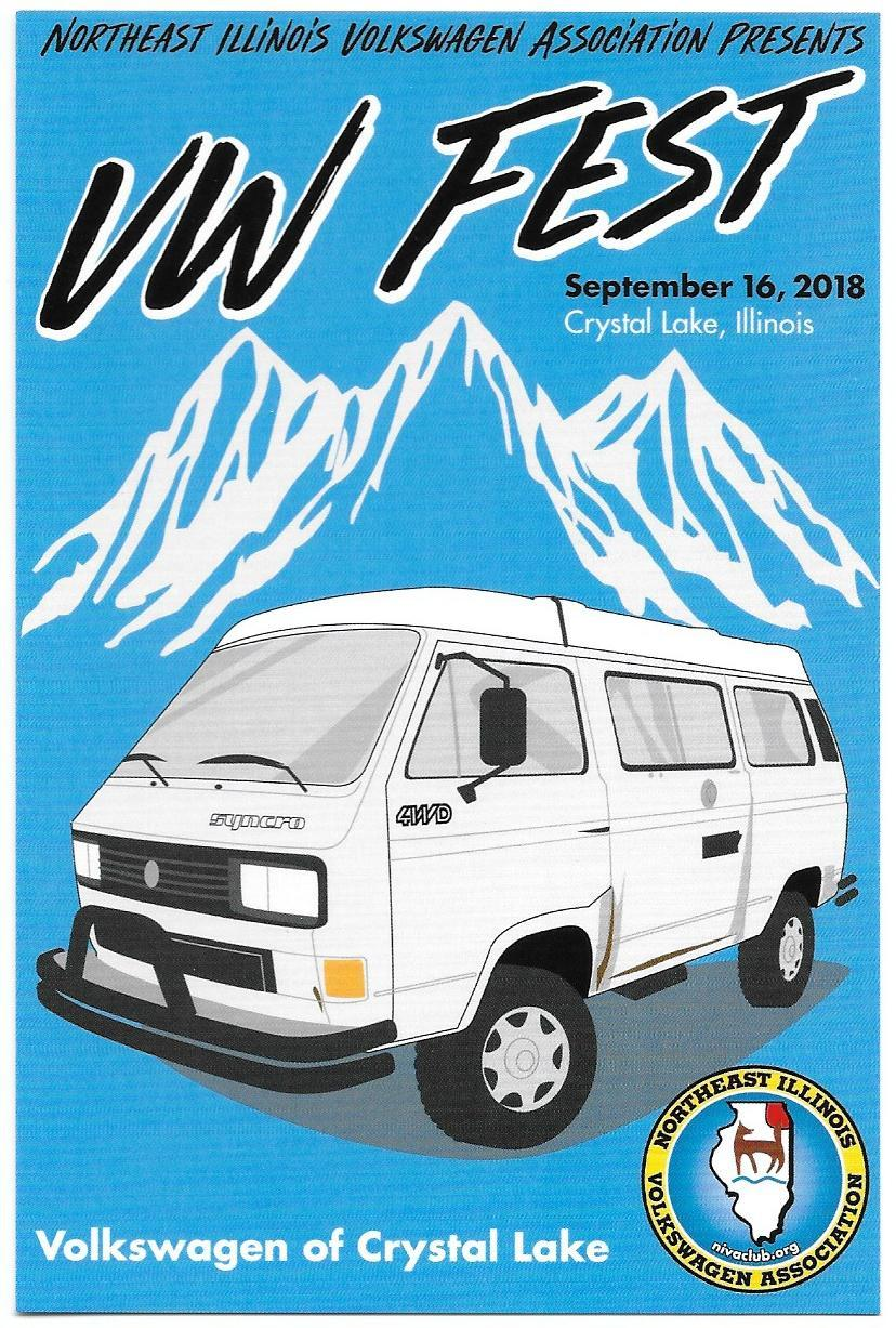 Crystal Lake Vw >> Vwvortex Com Vw Fest 2018 Sunday Sept 16th Crystal Lake Il