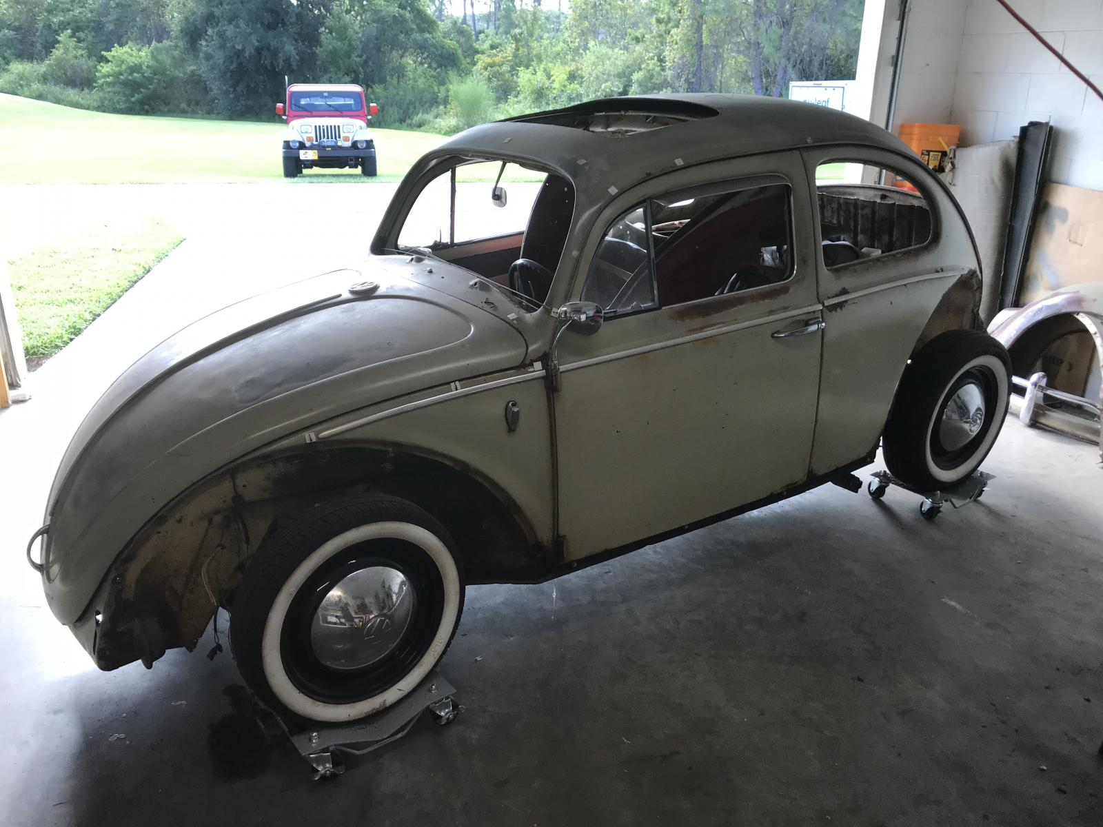 1964 Beetle photos