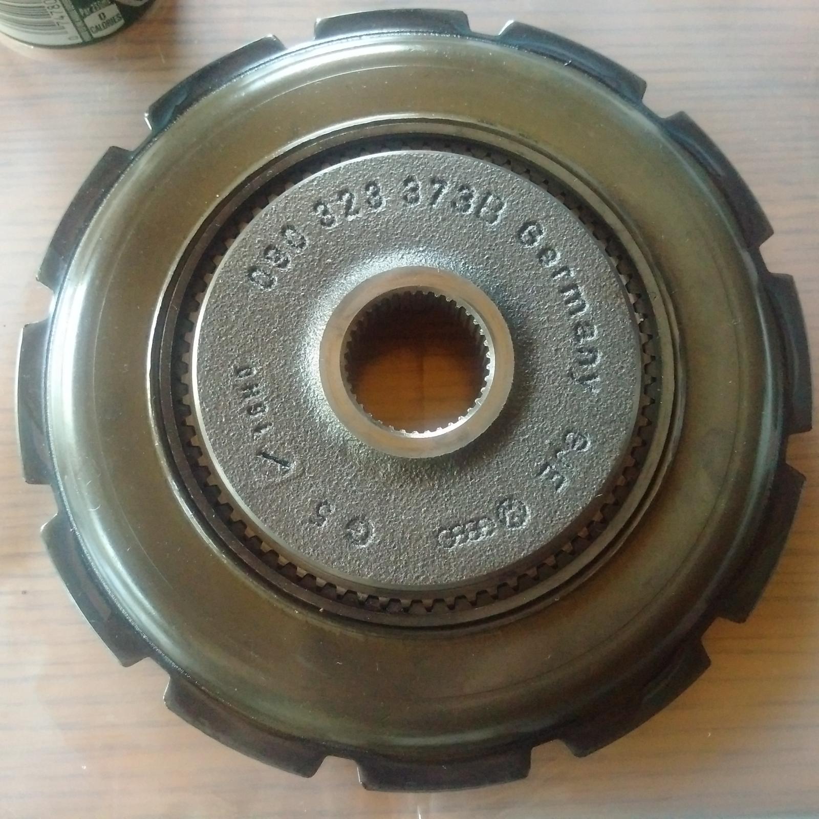 010 Automatic Vanagon Parts Audi 5000T Upgrade