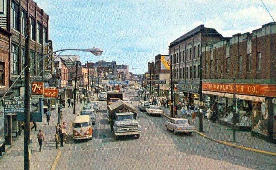 Moncton, NB 1965