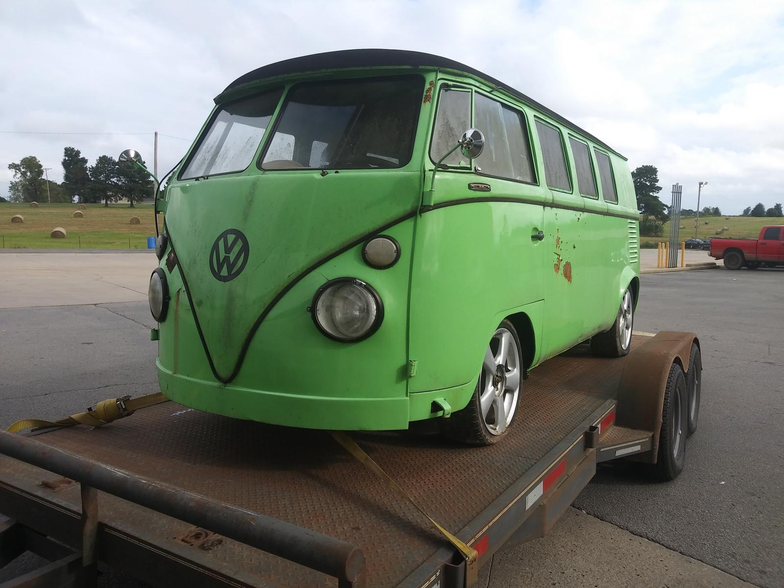 Free 1962 bus from the forums