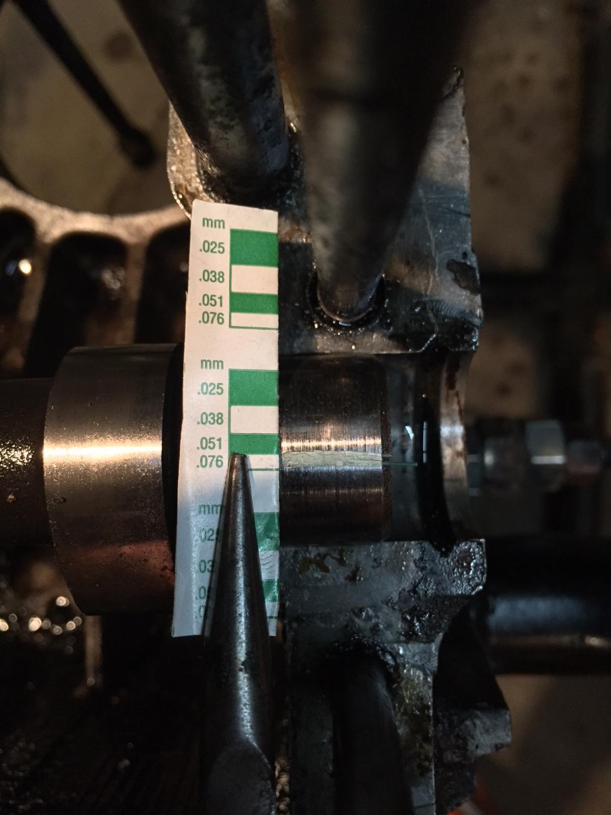 Crusty 40HP Engine Rebuild