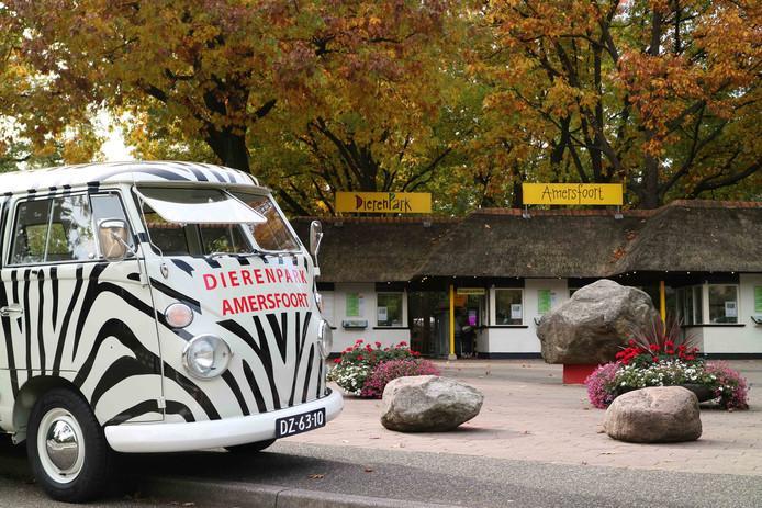VW T1 Dierentuin