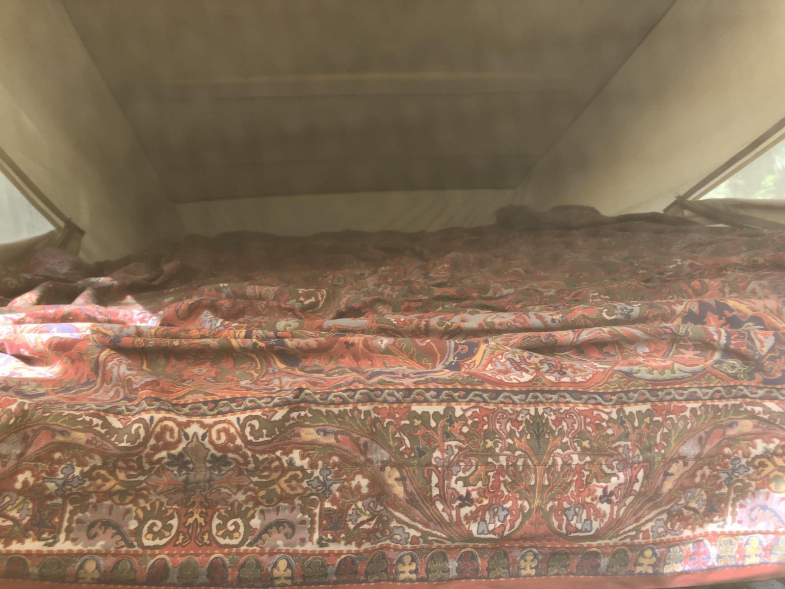 Tintop top bunk