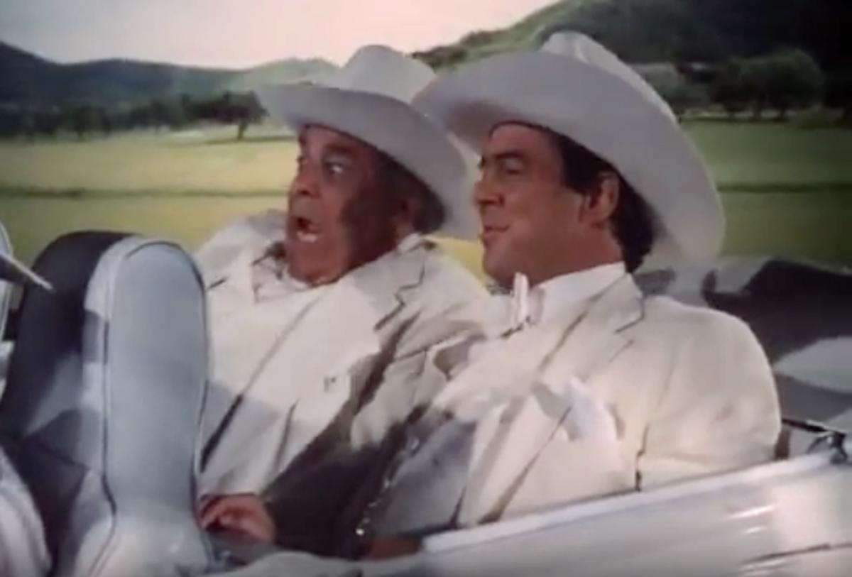 "Hughie Hogg's Beetle in ""Dukes of Hazzard"""