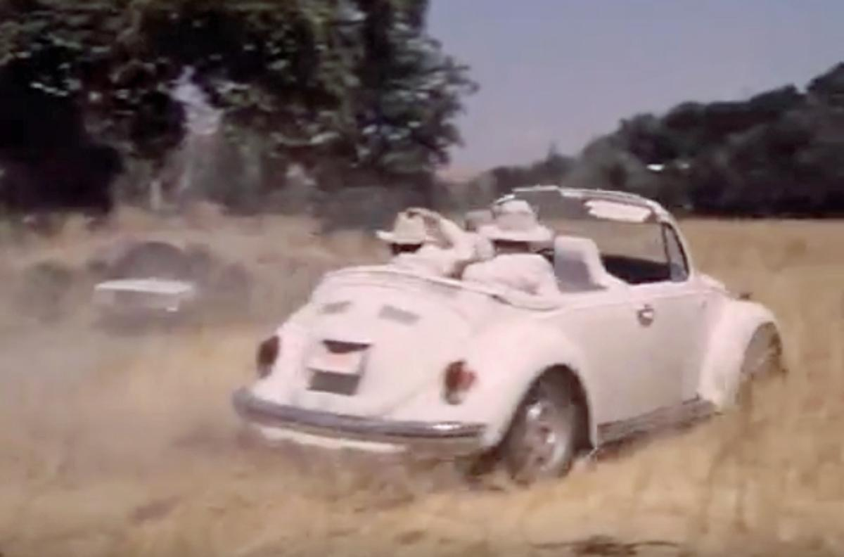 "Hughie Hogg's Beetle in ""Dukes of Hazzard"""