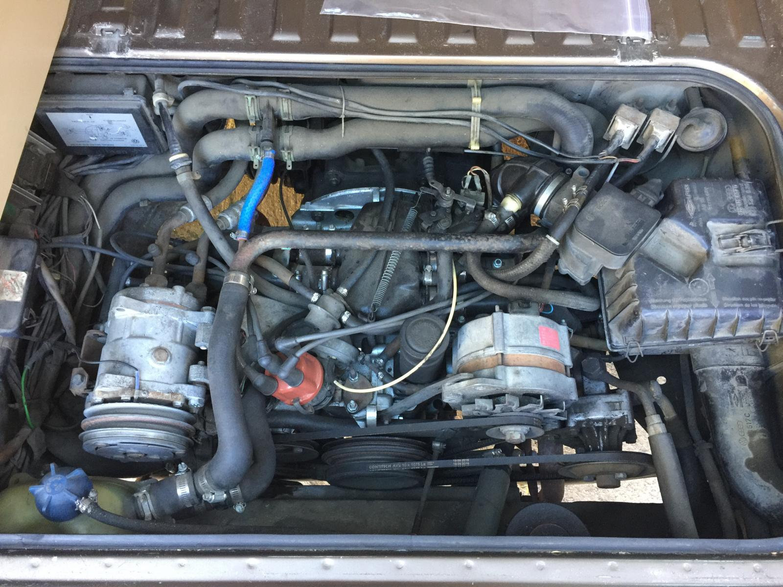 TheSamba com :: Vanagon - View topic - Go Westy Alternator
