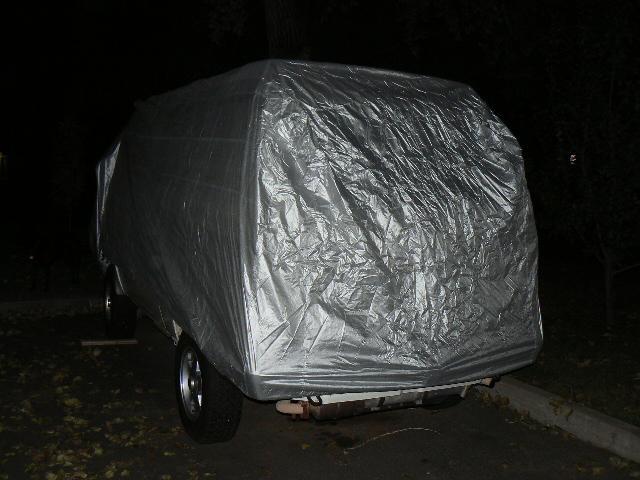 Cheap Oxgord Van Cover