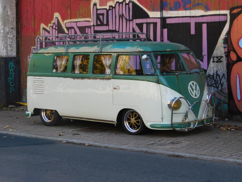 Graffiti ride out