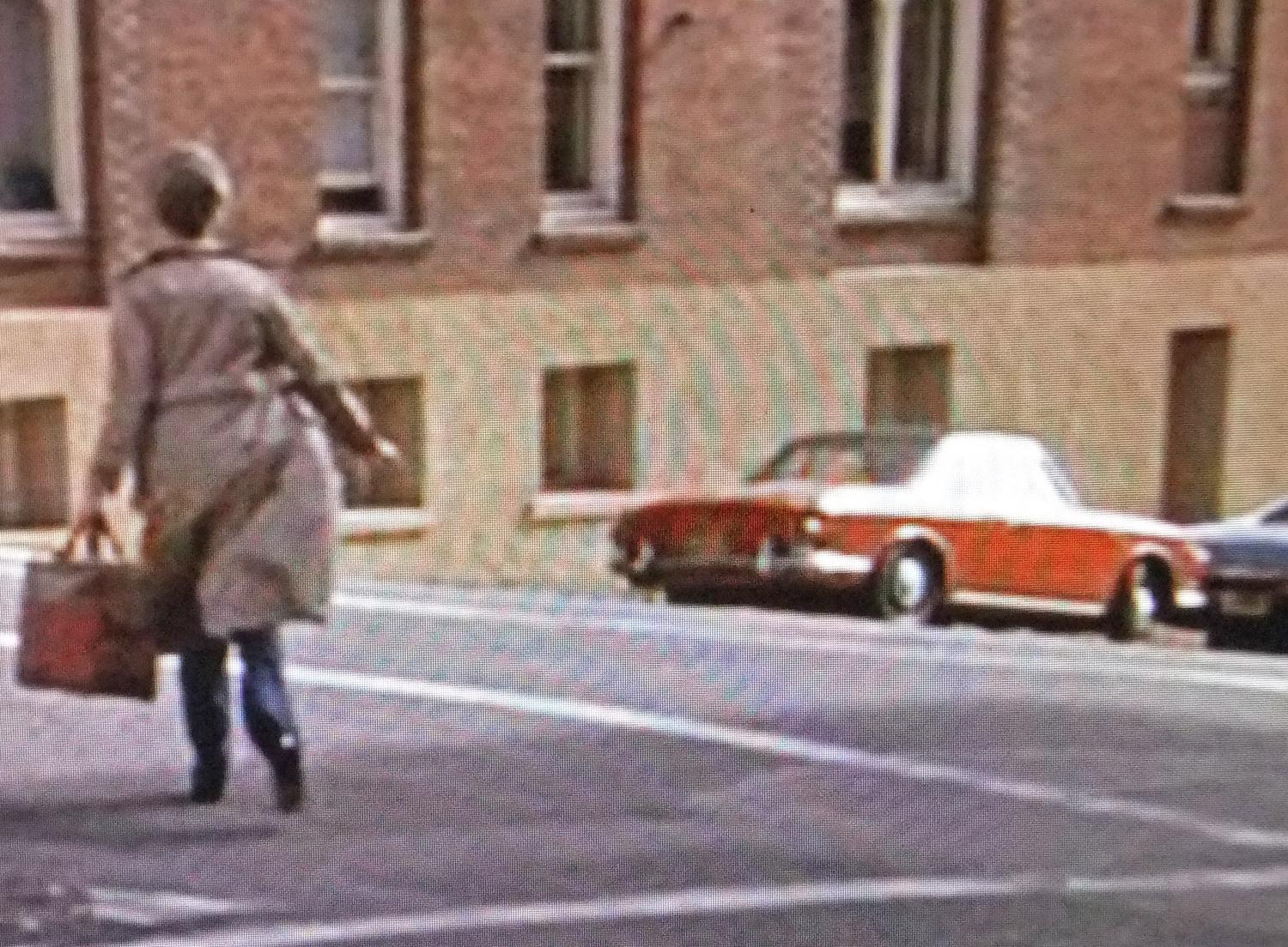 """Type 3s in """"What's Up, Doc"""" (1972)"""