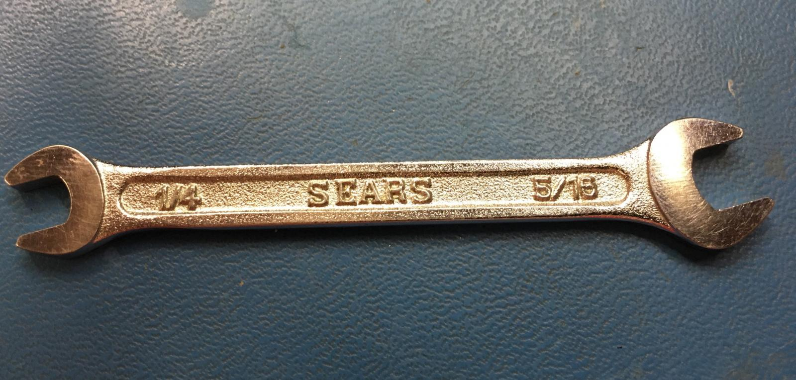Sears wrench