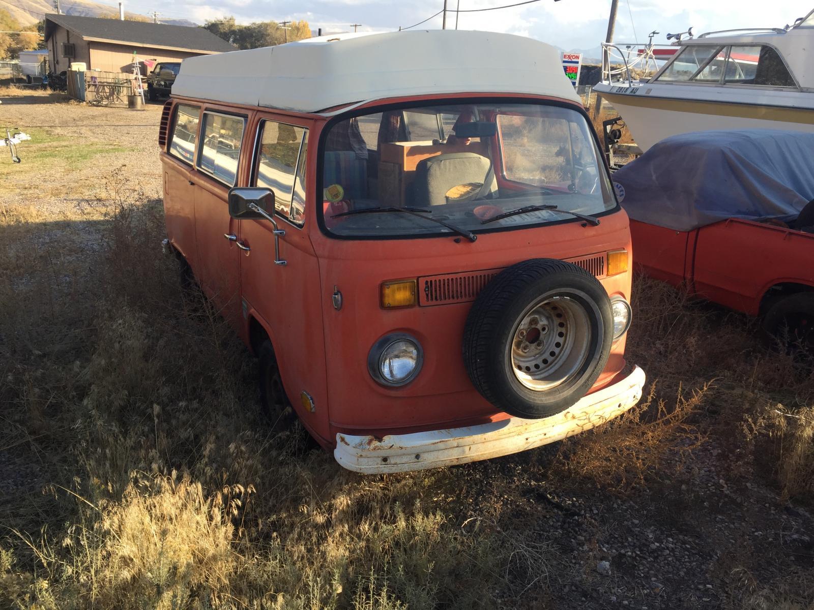 Found a bus