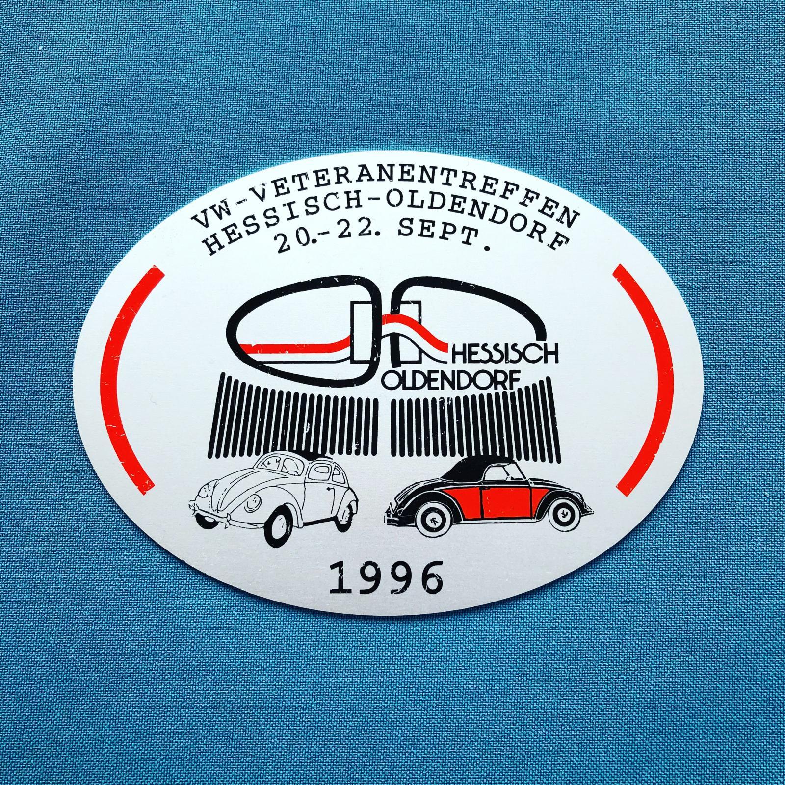 First Hessisch Oldendorf was in 1996