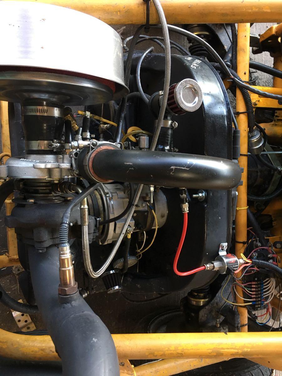 Turbo VW single port meth injection